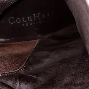 Cole Haan Shoes - Cole Hann leather boots